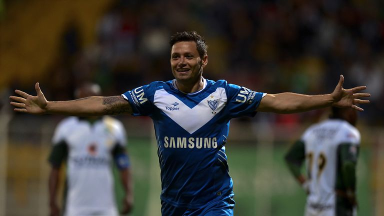 Mauro Zarate: Has impressed since returning to Velez