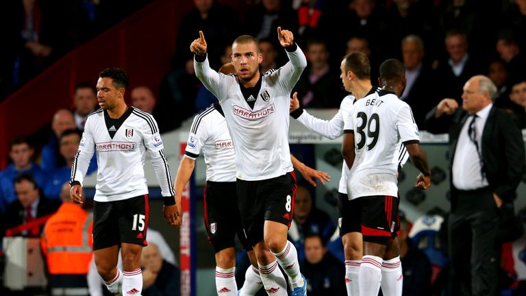 Pajtim Kasami: Has left Fulham to join Olympiakos