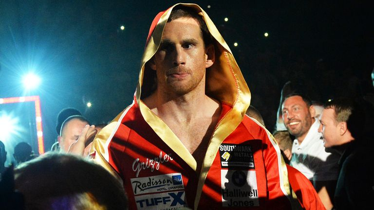 David Price: Put off plans for a fight in September