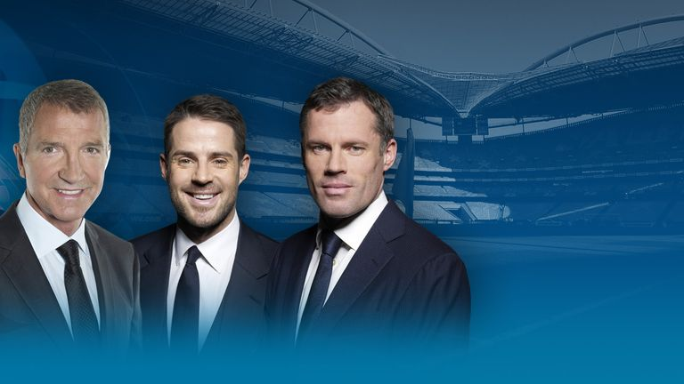 Souness, Redknapp and Carragher: will be in the Sky Sports Champions League Final studio from 6pm, Saturday, Sky Sports 1