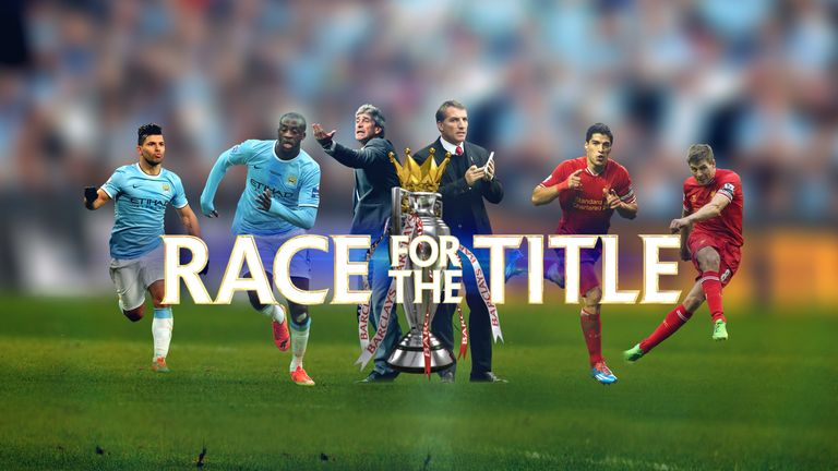 Race for the Title: the Premier League race will be decided live on Sky Sports