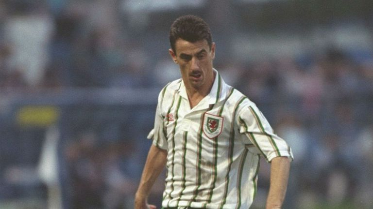 Ian Rush scored 28 goals for Wales