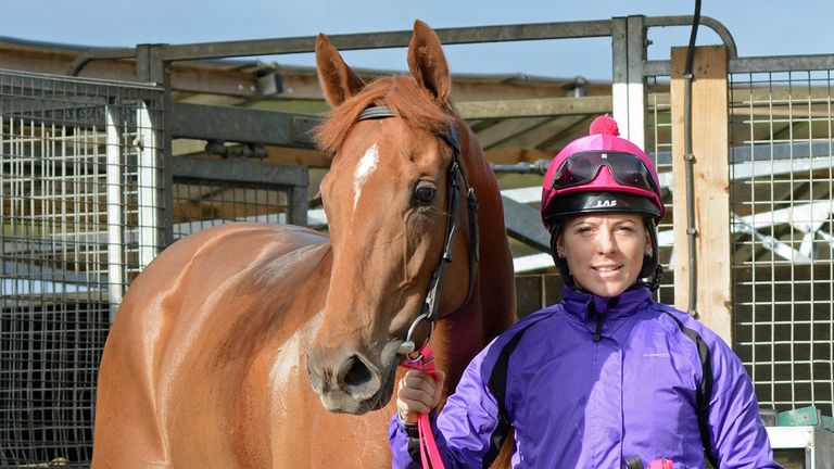 Sandiva: In great form ahead of Coronation (Sal Smithson - www.richardfahey.com)
