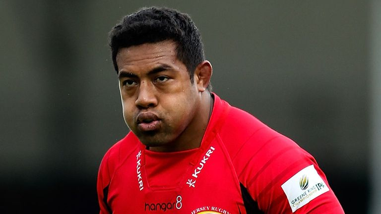 Elvis Taione: On his way to the Aviva Premiership
