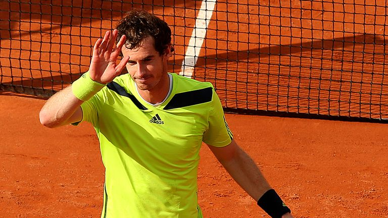Andy Murray: Ready to face Australian Marinko Matosevic