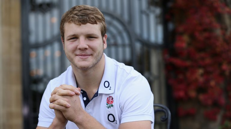 Joe Launchbury: Believes England must lay down a marker against New Zealand