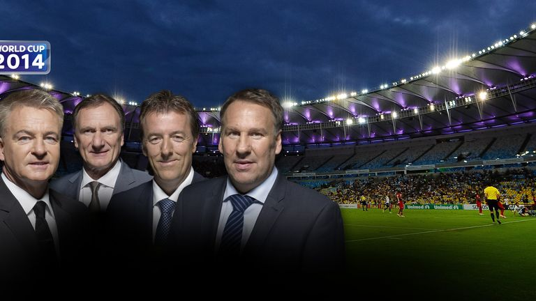 The Soccer Saturday boys step into Roy Hodgson's shoes