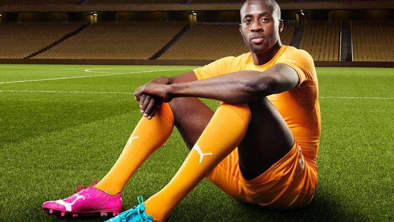 Image result for Ivory Coast Yaya Toure