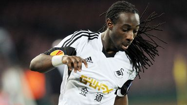 Marvin Emnes: Set to join Swansea