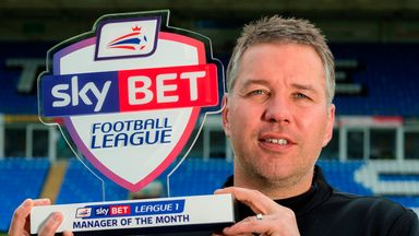 Darren Ferguson: Managed Craig Alcock at Peterborough