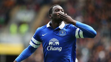 Romelu Lukaku: Set for £24m move to Everton