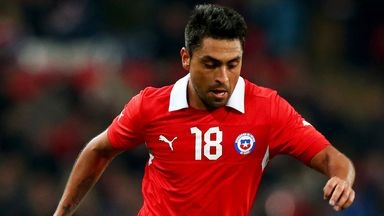 Gonzalo Jara: Mainz move for Chile international