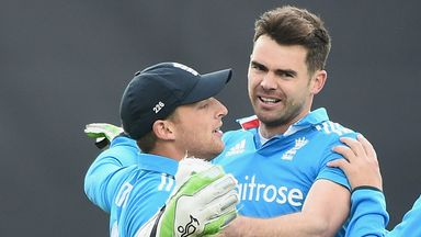 Jimmy Anderson: England will be well prepared for World Cup