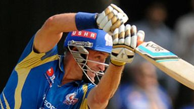 Mike Hussey: Set the tone for Mumbai Indians with two early sixes