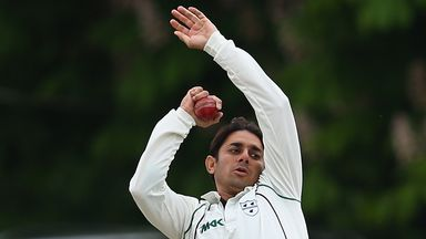 Saeed Ajmal: Adjudged to have an illegal bowling action