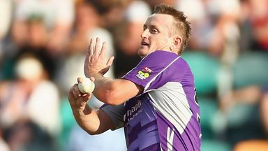 Scott Styris: Heading back to England