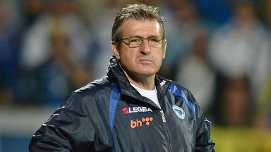 Safet Susic: Bosnia coach to remain at helm for Euro 2016