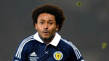Ikechi Anya: No regrets over Scotland choice