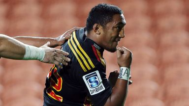 Bundee Aki: Set to make his first appearance in a Connacht jersey