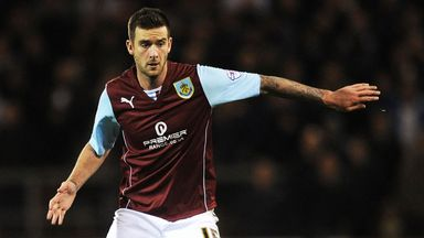 David Edgar: Will end his long spell at Turf Moor