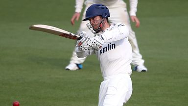 James Foster: His innings of 80 enough to see Essex past Kent