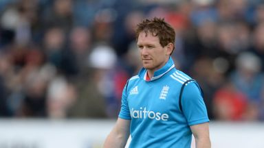 Eoin Morgan: Believes England