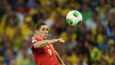 Fernando Torres: Has pedigree at major international tournaments