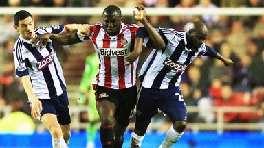 Jozy Altidore: Will not be walking away from a challenge at Sunderland
