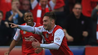 Lee Frecklington: Rotherham midfielder attracting interest from several clubs