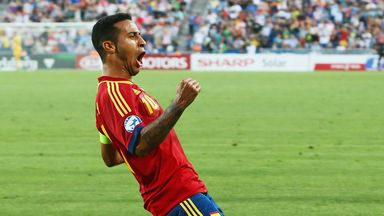 Thiago Alcantara: Out of DFB-Pokal final and World Cup