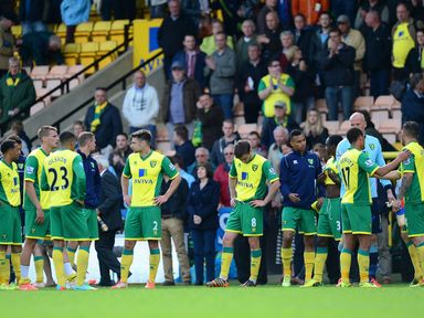 Norwich City will look to bounce straight back to the top flight