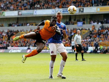 Nouha Dicko of Wolves: Scored the only goal of the game
