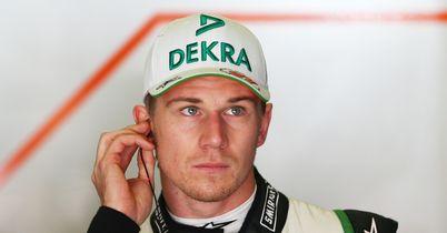 Force India retain Hulkenberg