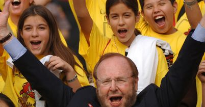 Malcolm Glazer: Has passed away