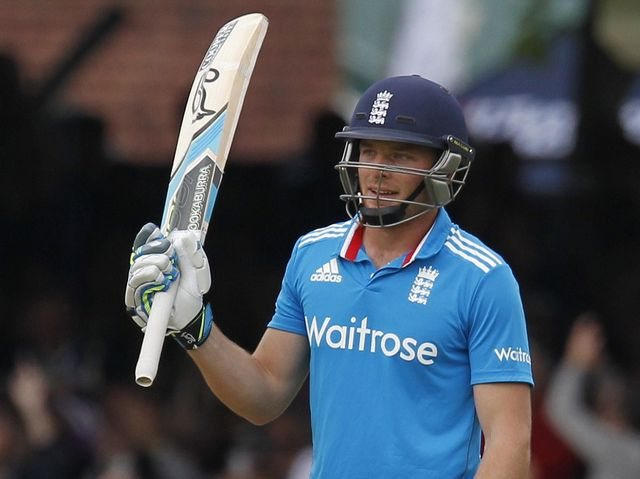 Jos Buttler: Superb effort in losing cause