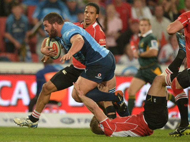Marcel van der Merwe on the charge