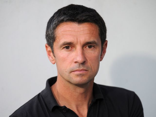 Remi Garde: Ending his time in charge of Lyon