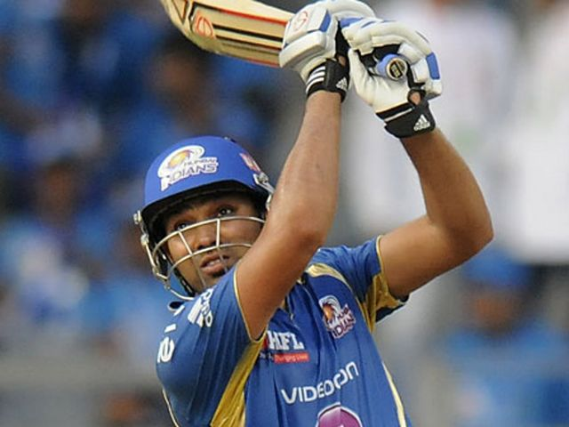 Rohit Sharma: Match-winning knock for Mumbai Indians