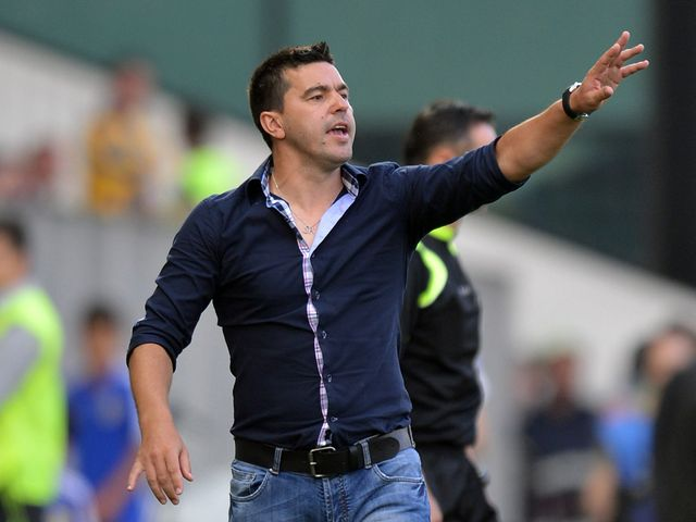 Cosmin Contra: Wants to excite the fans