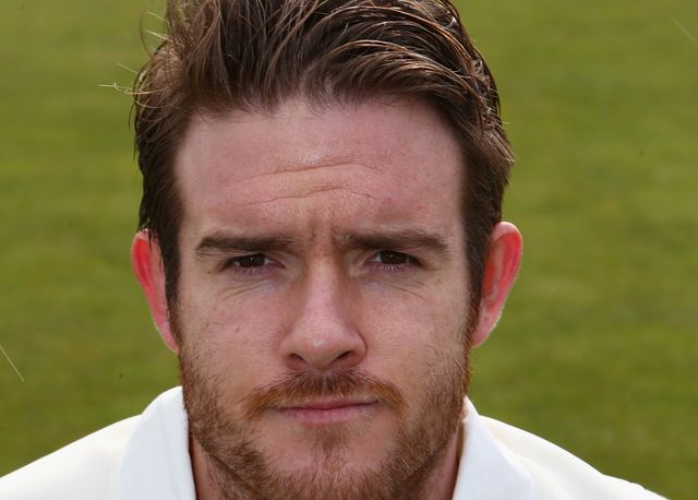 Will Bragg of Glamorgan made an unbeaten 91