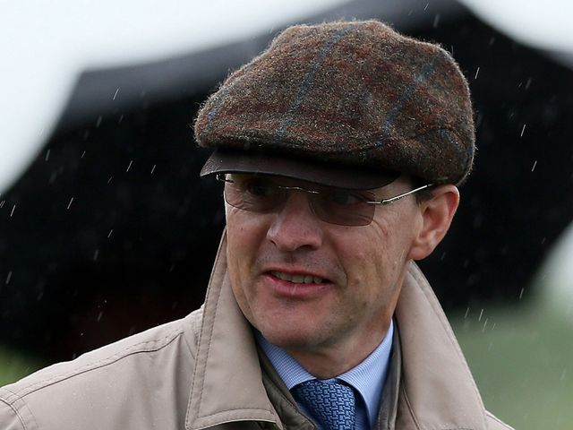 Aidan O'Brien: Trains Granddukeoftuscany.