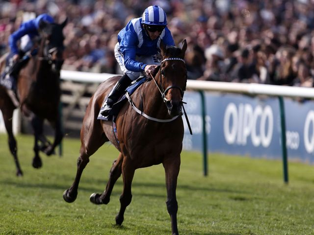 Taghrooda: Slashed for the Oaks