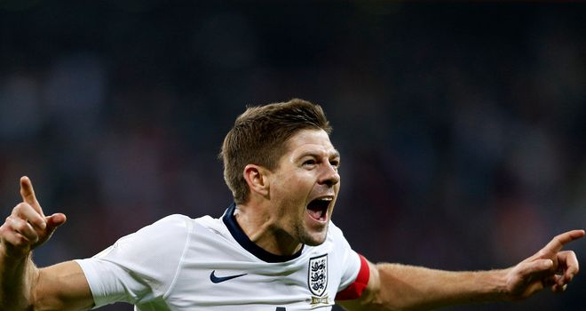 Steven Gerrard: World Cup could be his last tournament for England
