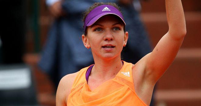 Simona Halep: Fourth seed cruised past Spain's Maria-Teresa Torro-Flor