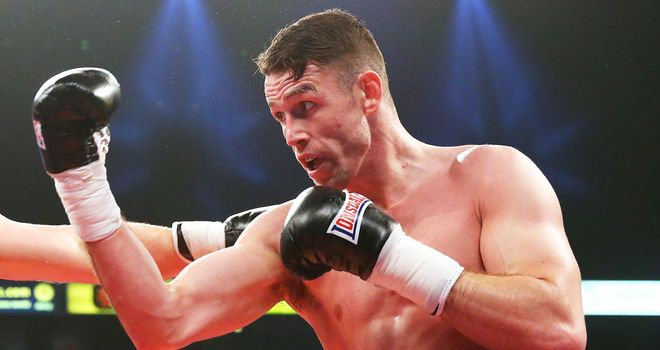 Callum Smith: Looking to put on a performance