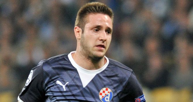 Duje Cop: Croatian striker is a target for several clubs