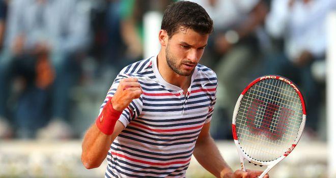 Grigor Dimitrov: Targeting Wimbledon title