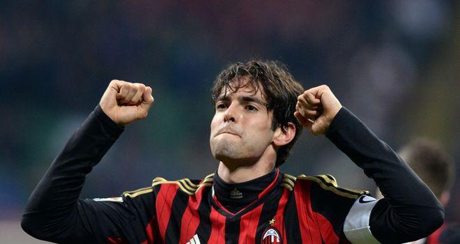Kaka: AC Milan midfielder linked with Orlando City move