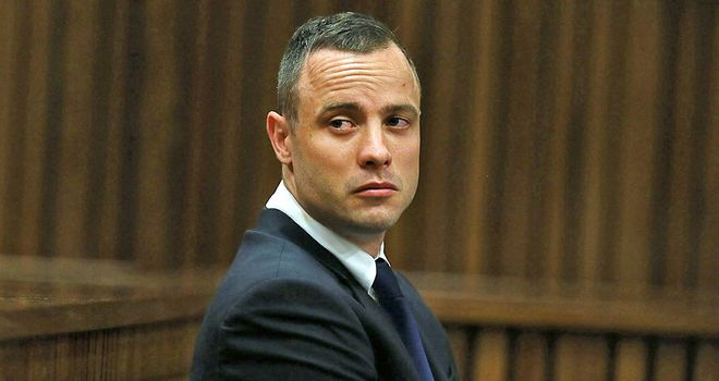 Oscar Pistorius: Suffers from an anxiety disorder, according to Dr Merryll Vorster