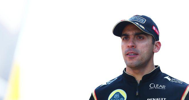 Pastor Maldonado: Accepts he's made mistakes this season
